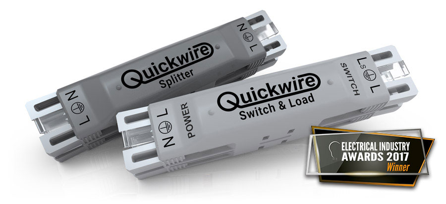 Quickwire maintenance free junction box